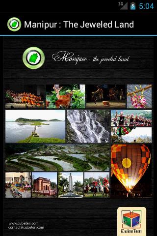 Manipur : The Jeweled Land