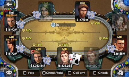 DH Texas Poker - Texas Hold'em 1.9.9.2 screenshot 212481