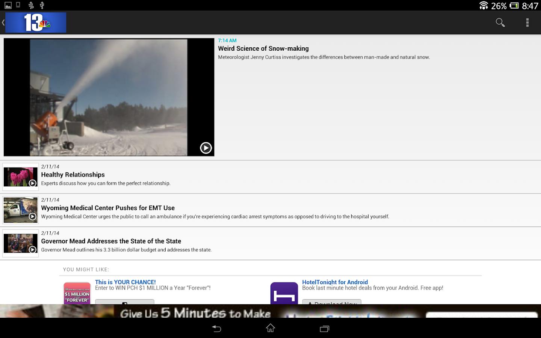 KCWY News - screenshot
