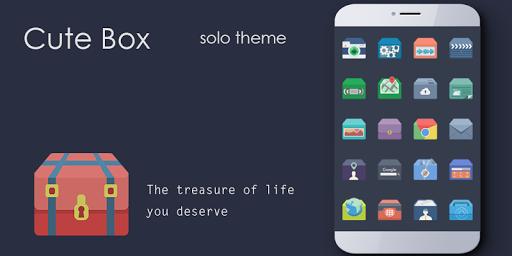 Cutebox Solo Theme