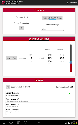 【免費通訊App】Rosenberg EC Fan Control-APP點子