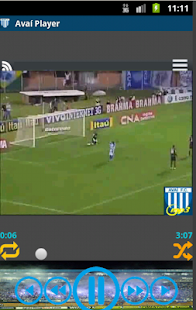 Avaí Player - screenshot thumbnail