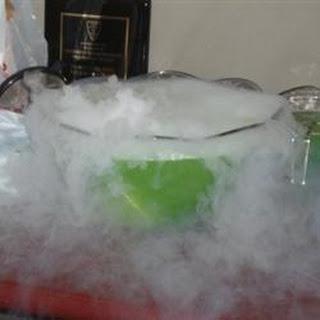 Fruity Green Punch Recipe