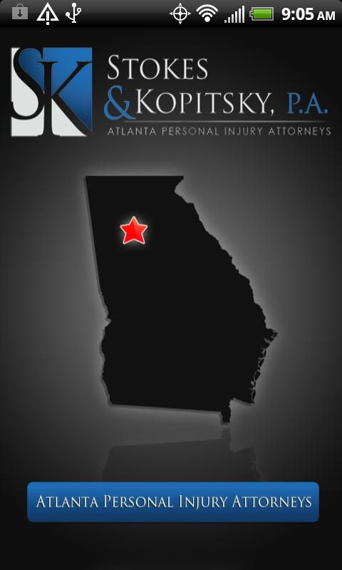 Atlanta Injury Attorneys- screenshot