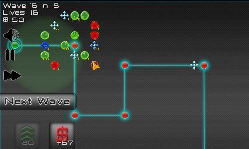 Robot Defense: Maze it! - screenshot