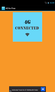4G for Free - screenshot thumbnail