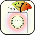 Laundry load weight icon