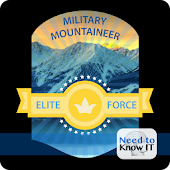 Elite Military Mountaineer
