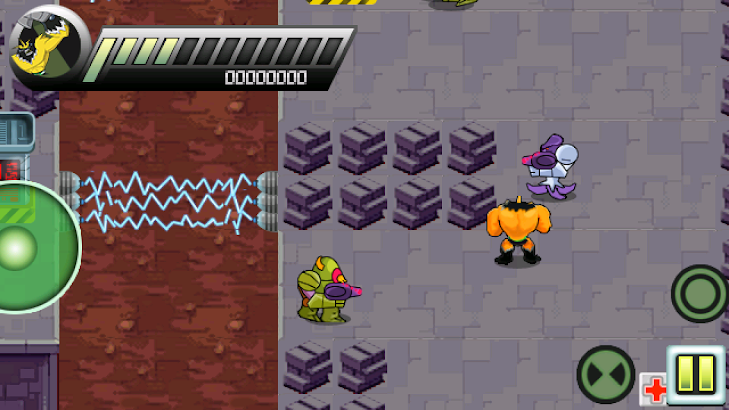 Ben 10: Omniverse FREE! screenshot