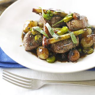 Navarin Of Lamb & Spring Vegetables