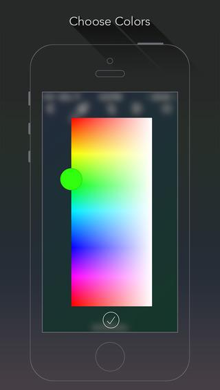 Lumenplay App-Enabled Lights- screenshot