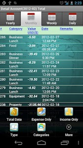 Cashbook - Expense Tracker v24.01