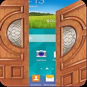 Door Screen Locker App
