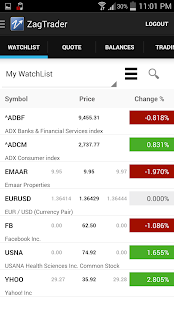 ZagTrader- screenshot thumbnail