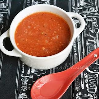Stewed Tomato Sauce.