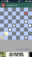 Screenshot of Checkers Time - Online