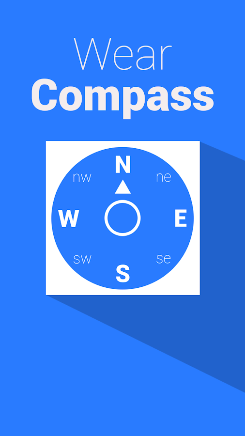 Compass for Wear- screenshot
