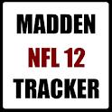 Madden NFL 12 Tracker logo