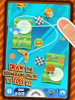 Screenshot of Burgerang - The Food Wars