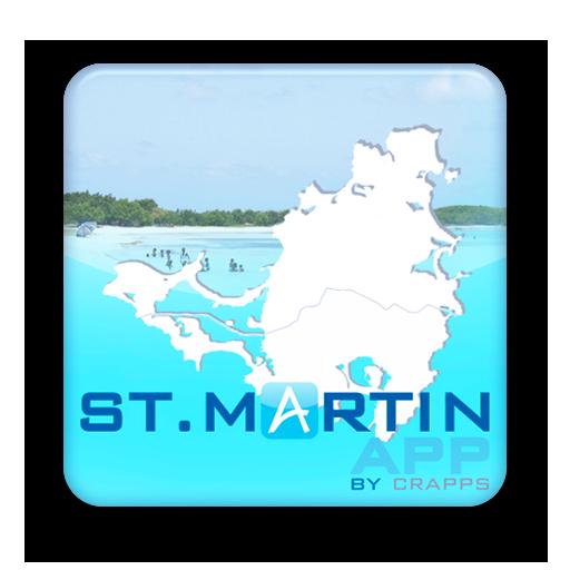 St Martin App LOGO-APP點子