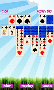 Solitaire Game - screenshot thumbnail