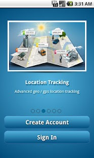 GPS Tracker Angel Tracking PRO- screenshot thumbnail