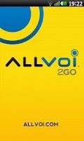 Screenshot of ALLVOI 2GO