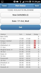 Indian Rail / Train - eRail.in- screenshot thumbnail