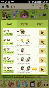 Big Barn World Social Farming - screenshot thumbnail