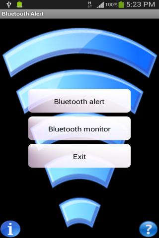 Bluetooth Alert