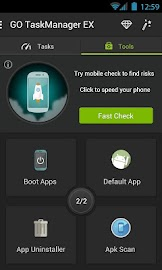 GO Cleaner & Task Manager Screenshot 3