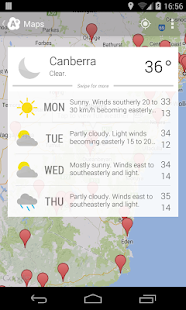 Aus Weather Australia - screenshot thumbnail