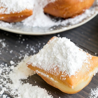 Traditional New Orleans Style Beignets