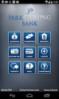 Screenshot of Park Sterling Bank