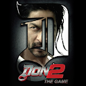 Don 2: The Game logo
