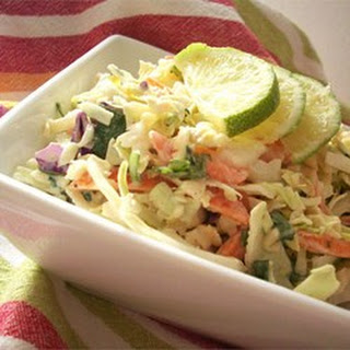 Smoked Chile Cole Slaw
