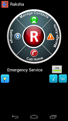Raksha - Personal Safety App