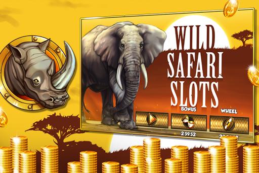 Slots Machine - Wild Safari HD