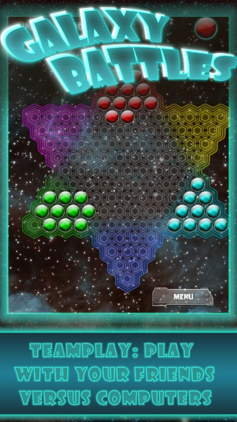 Galaxy Battle - screenshot