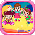 Baby Pages Coloring Games icon