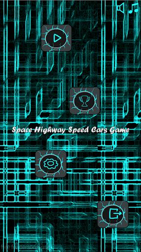 空間公路:速度汽車遊戲