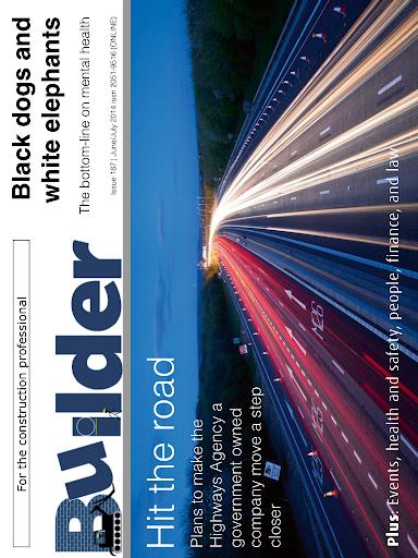 Builder Engineer magazine