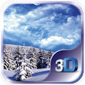 Snowfall Live Wallpaper 3D icon