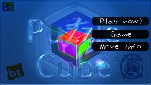 Rotation Puzzle Cube