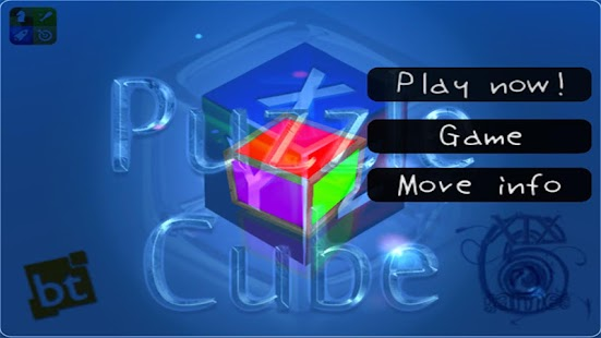 AXYZ : Rotation Puzzle Cube- screenshot thumbnail