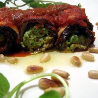 Low-Carb Vegan Cannelloni (Manicotti) Recipe