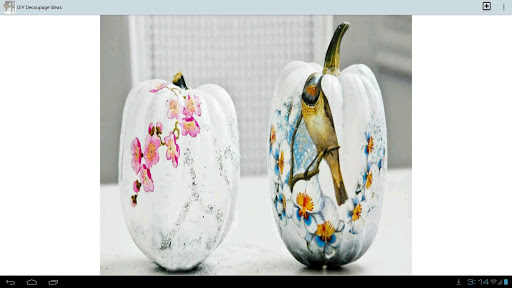 【免費生活App】DIY Decoupage Ideas-APP點子