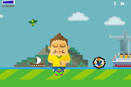 Run Ronaldinho football game! 1.0 screenshot 43004