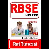RBSE HELPER- SCIENCE Class 10