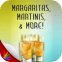 Margaritas,Martinis, and More! icon
